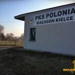 budynek klubowy Polonii