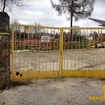"""""""stary"""" stadion Korony"""