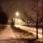 Śnieżne szuranie