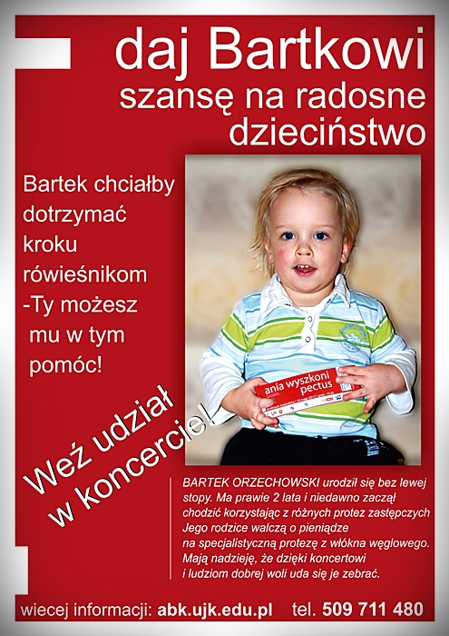 Plakat Bartek-tekst zmieniony