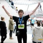 [Piotrek] Leń biegnie maraton