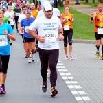 Założyłem się, że przebiegnę maraton…