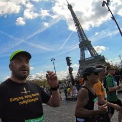 WIDEO: Marathon de Paris 2015